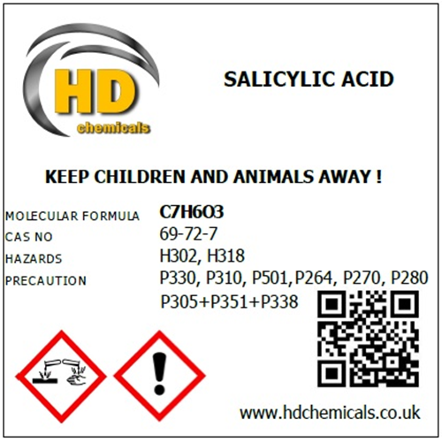 salicylic acid 100g 1099 postage 299
