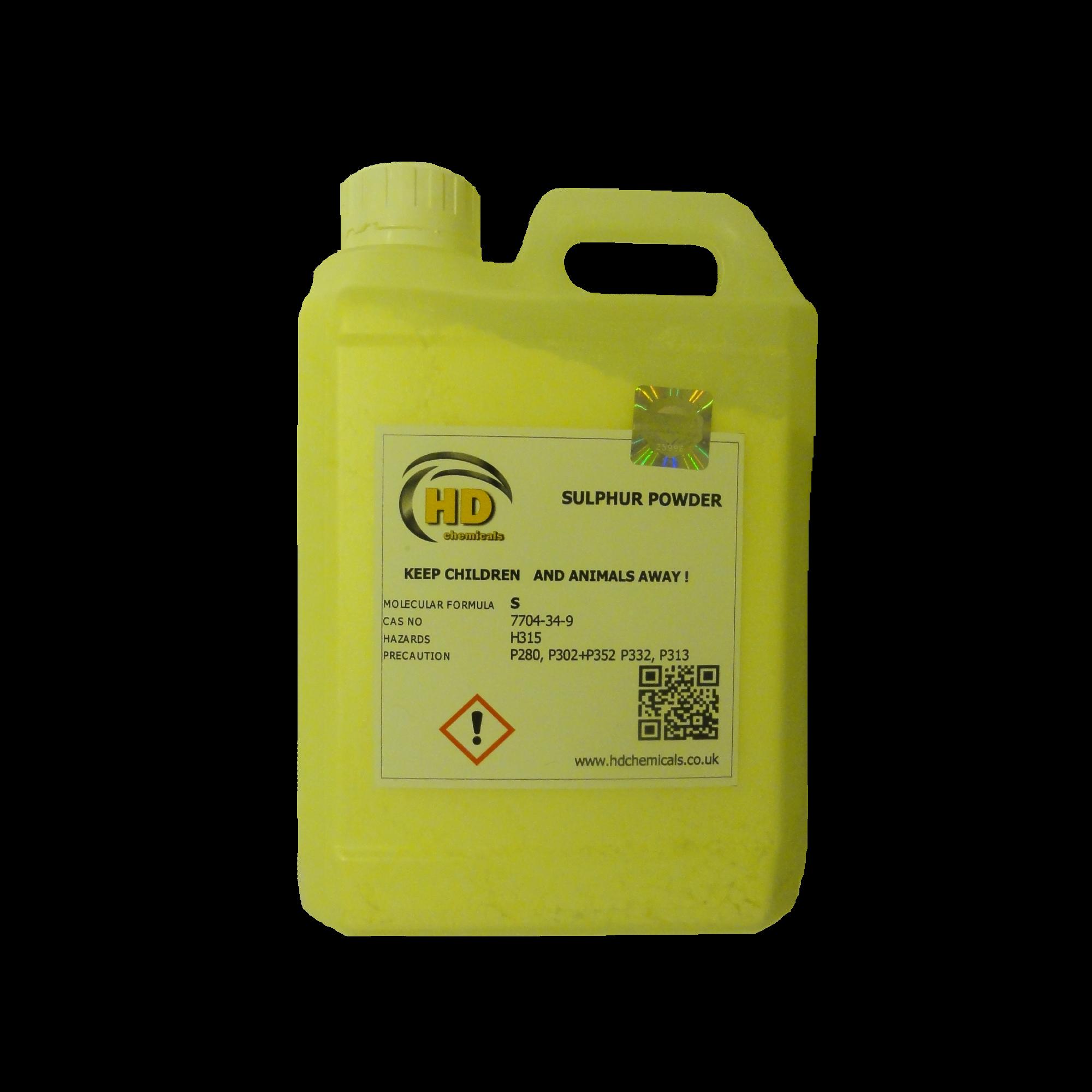 SULPHUR POWDER - hdchemicals, paint stripper, antifouling paint